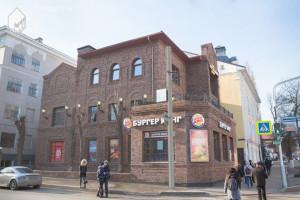 Проект капитального ремонта фасадов здания по ул. Свердлова, 100, в г.Уфа