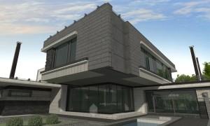 Жилой дом в с.Авдон
