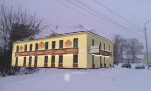 Проект комплексного информационного оформления здания по ул.Ульяновых, 49/46