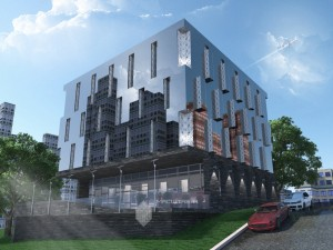 Проект апарт-отеля по ул.Бехтерева в Кировском районе городского округа г.Уфа
