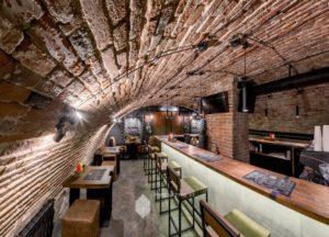 Дизайн-проект, авторский надзор и комплектация ресторана быстрого питания «BЁRGER», расположенного в здании по адресу: г. Уфа,  ул. Коммунистическая, дом №49/1.